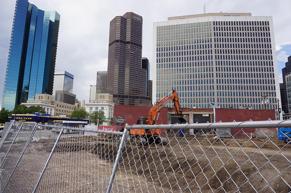 broadway demolition