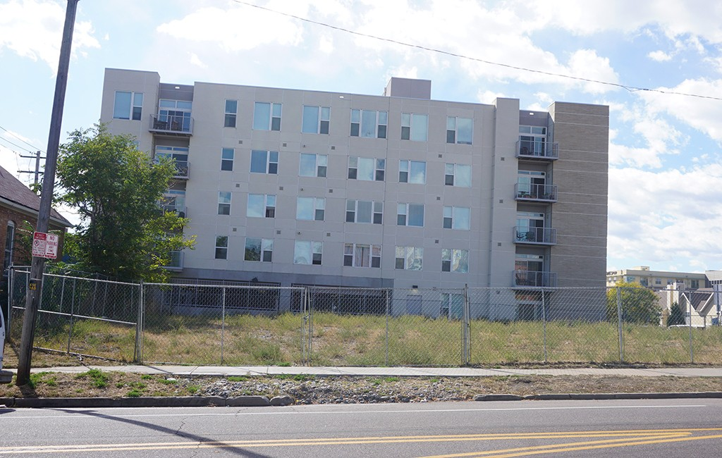 An LLC managed by the head of Denver's Urban Green Development bought a lot at 29th Avenue and Zuni Street for $3.2 million. (Burl Rolett)