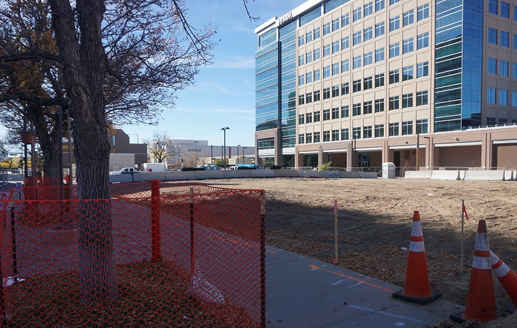 Crews are beginning work on 70 condos for