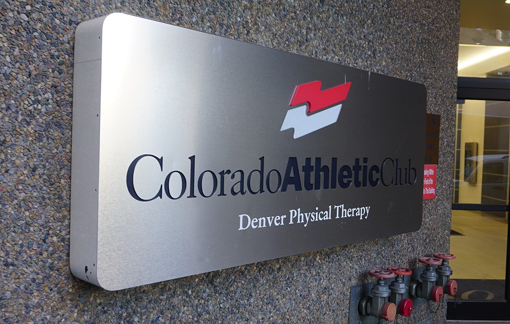 Colorado Athletic Club will close its outpost at their sixth-floor gym at 1630 Welton St. (Burl Rolett)