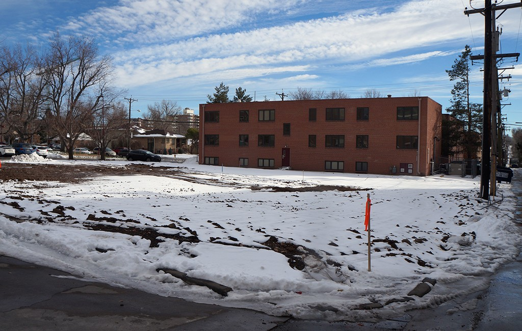 DU plans to demolish Cavalier, a 30-bed upperclassmen dormitory.