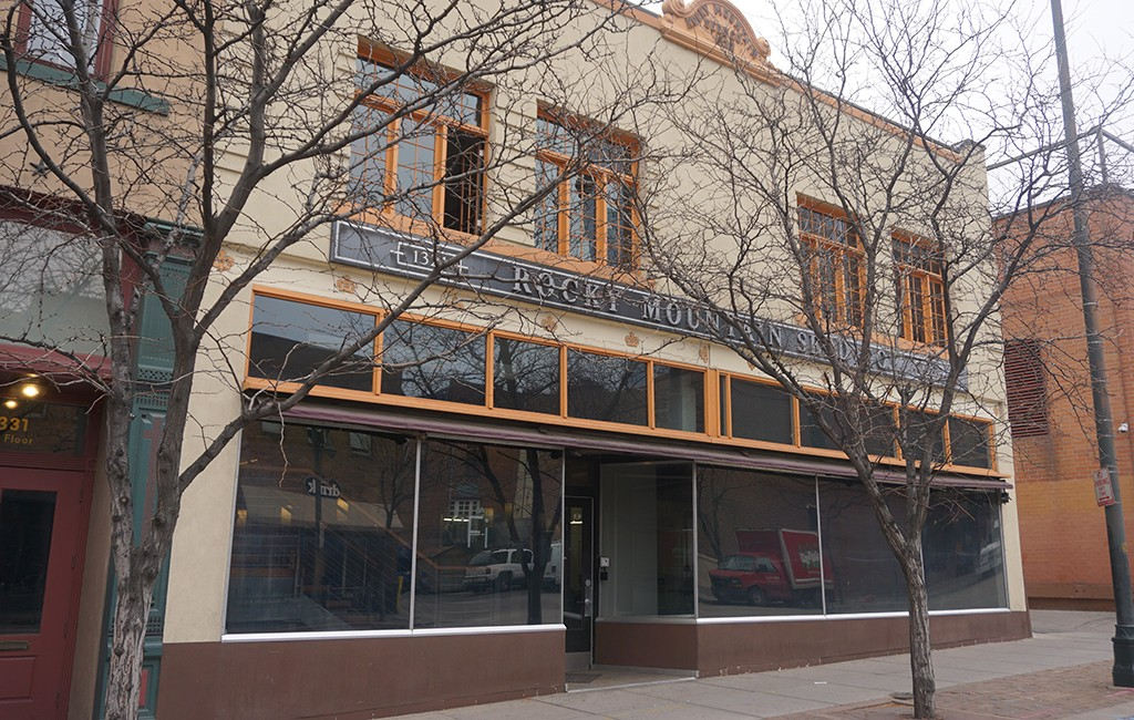 The 11,000-square-foot former Parkifi office at 1321 15th Street. (Burl Rolett)