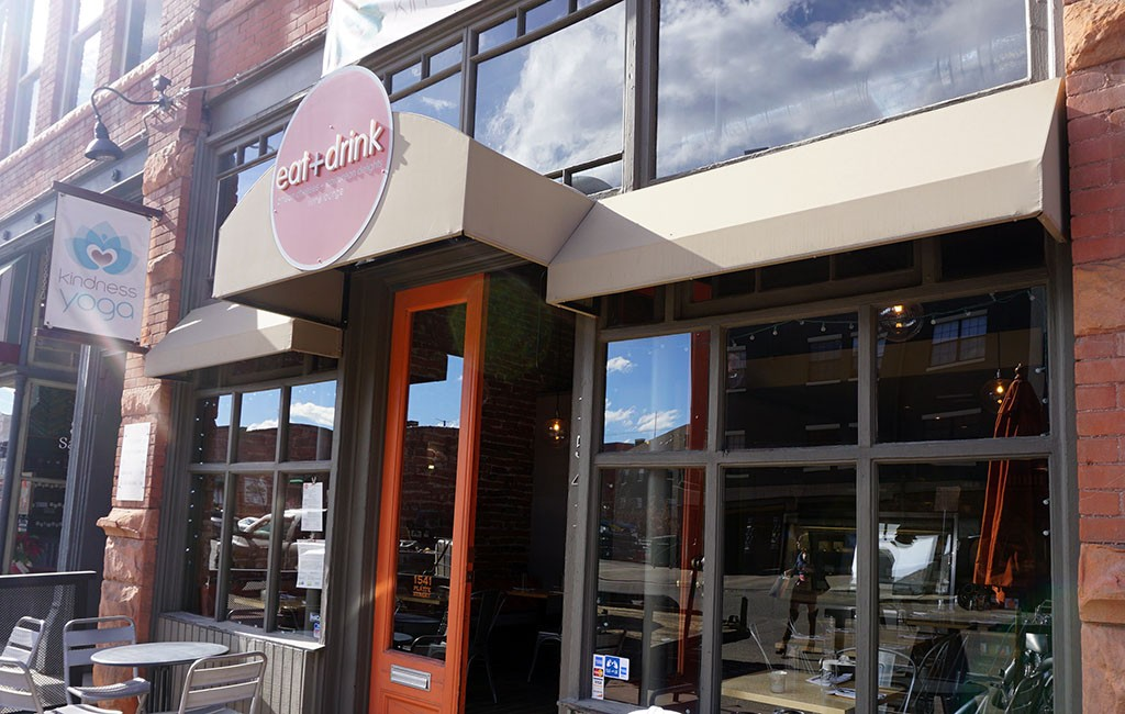 Eat+Drink plans to close its eatery at 1541 Platte St. after this weekend. (Kate Tracy)