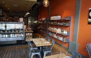 The restaurant's owner said rent became too expensive for the 715-square-foot location. (Kate Tracy)