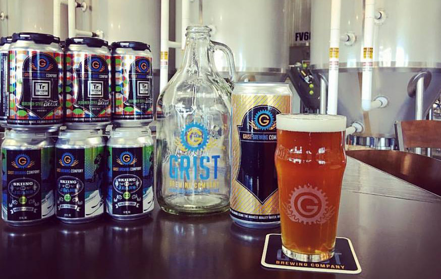 Grist Brewing Co. is opening a new location near Park Meadows Mall in May. (Courtesy Grist)