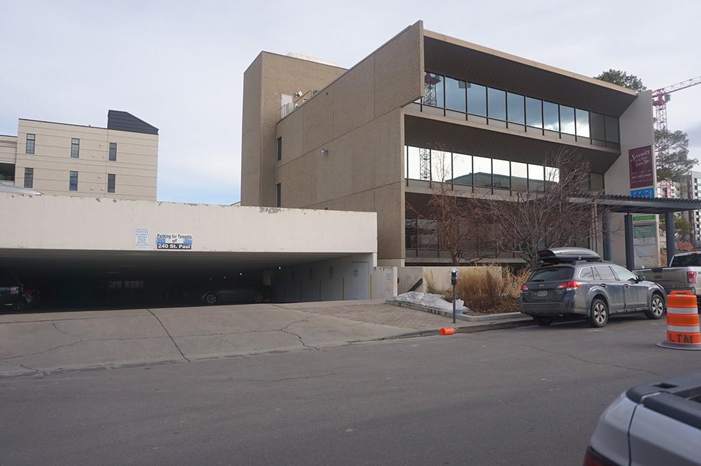 BMC Incestments paid $10.9 million for an office building at 240 St. Paul St. (Burl Rolett)