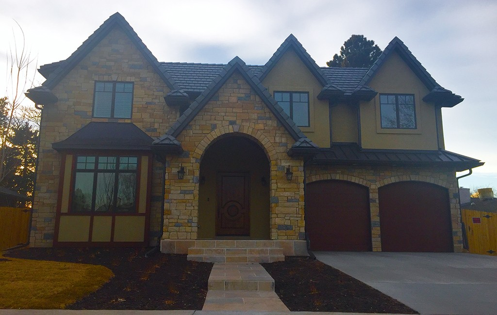 Gabe Landeskog bought a newly built house in Hilltop for $2.5 million on Jan. 13. (Amy DiPierro)
