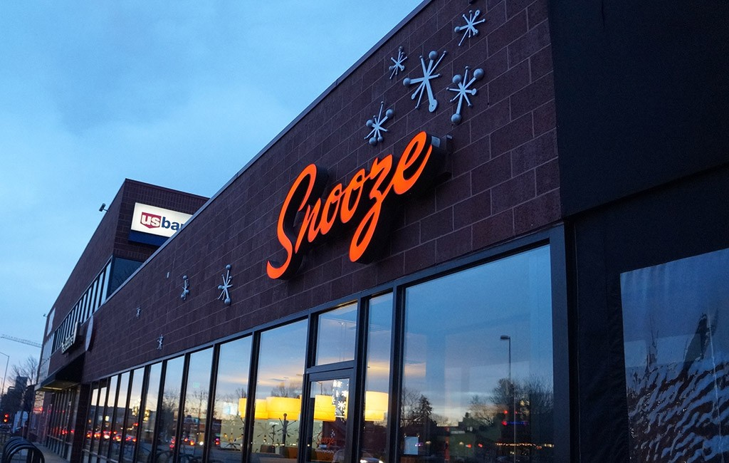 Snooze: an A.M. Eatery plans to unveil two locations in Westminster. (Amy DiPierro)