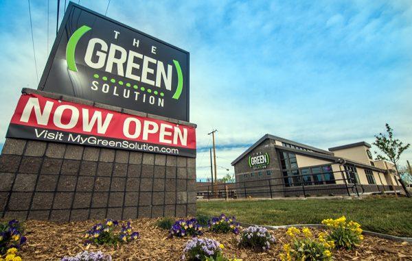green Solution- E Colfax