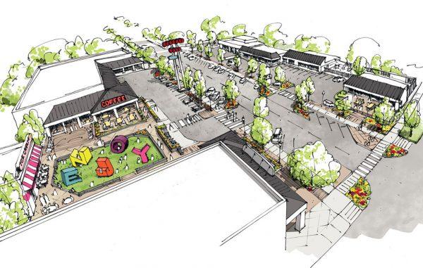 Oneida Park rendering