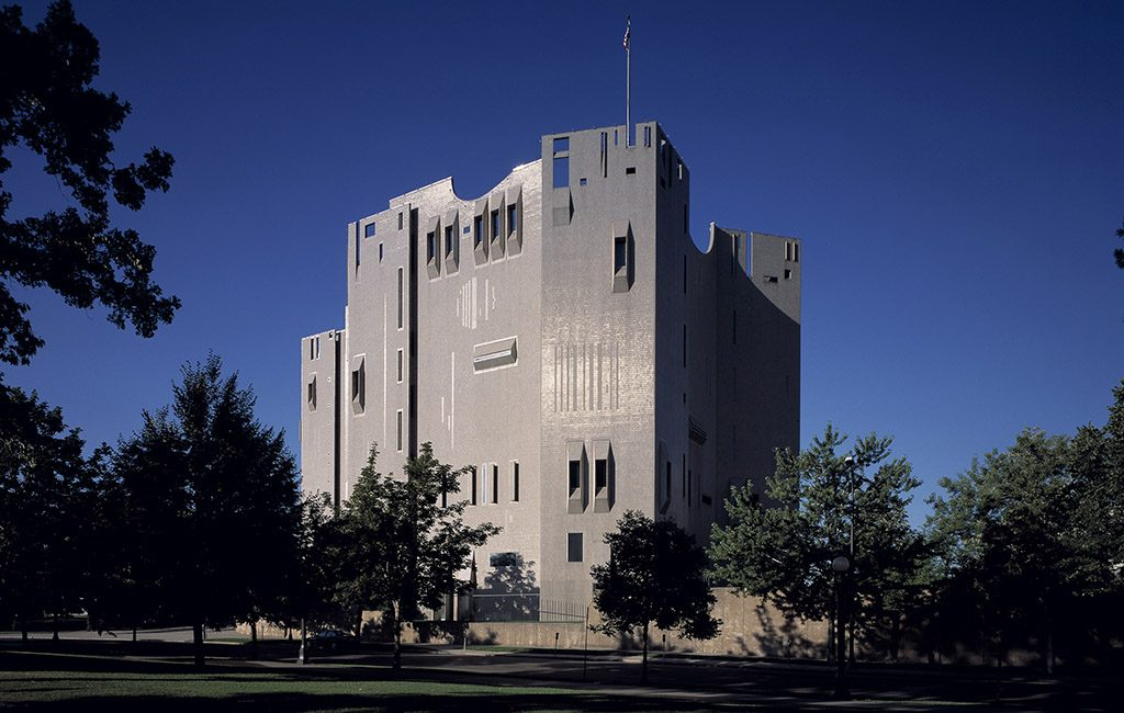 art museum north building