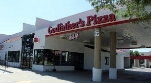 godfathers pizza thornton