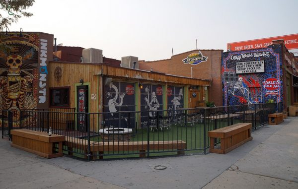 stoneys bar and grill