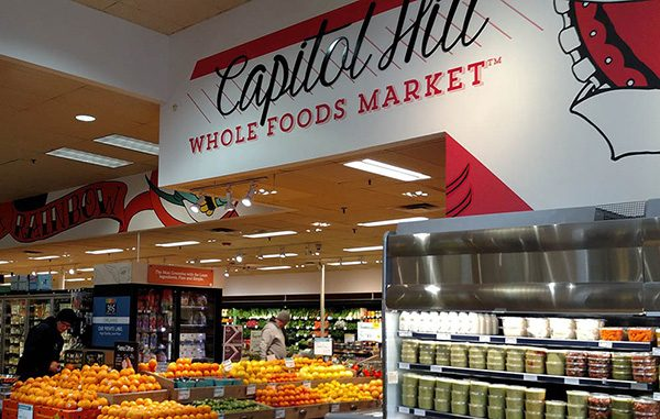 whole foods cap hill