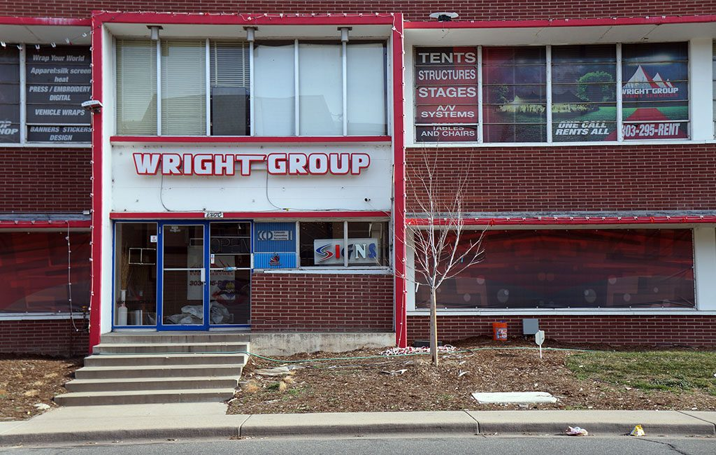 wright group storefront