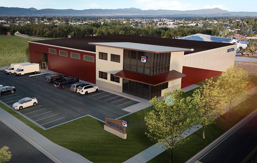 hestra facility rendering