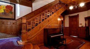 schleier mansion stairs