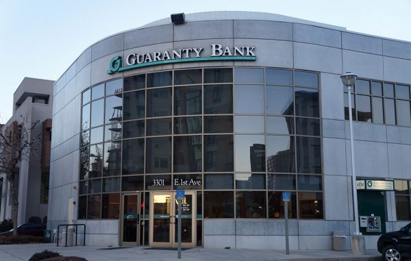 guaranty bank branch