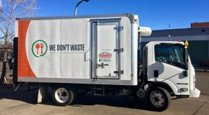 we dont waste truck