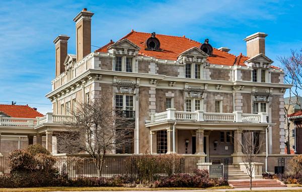 smith mansion