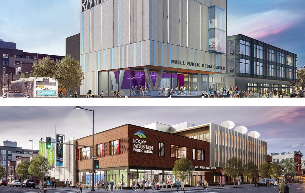 buell public media center renderings